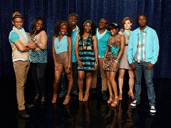 Группа Afro Blue из университета Говарда (Howard University)