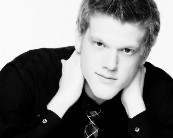 Scott Hoying из группы Pentatonix