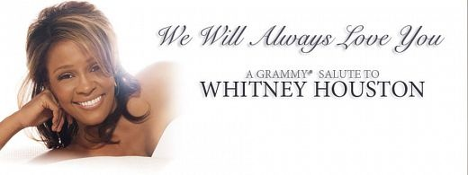 Концерт памяти Уитни Хьюстон - We Will Always Love You: A Grammy Salute to Whitney Houston