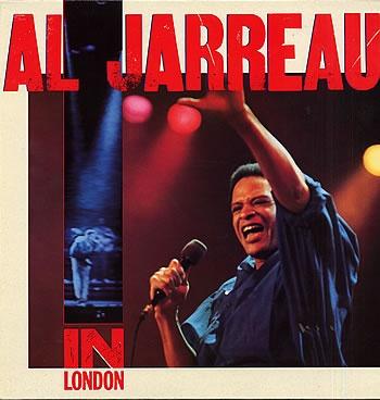 Концерт Эла Джерро на стадионе Уэмбли в 1984 году (In London)