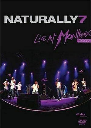 Концерт Naturally 7 на джазовом фестивале в Монтрё