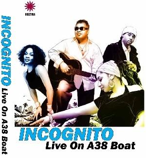 Incognito - концерт в клубе A38 Ship, Будапешт