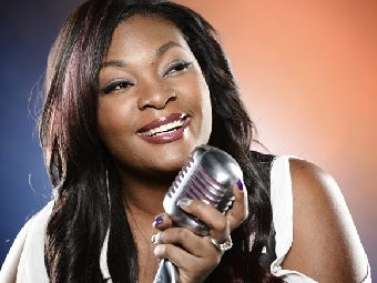 Победитель 12 сезона конкурса American Idol - Candice Glover