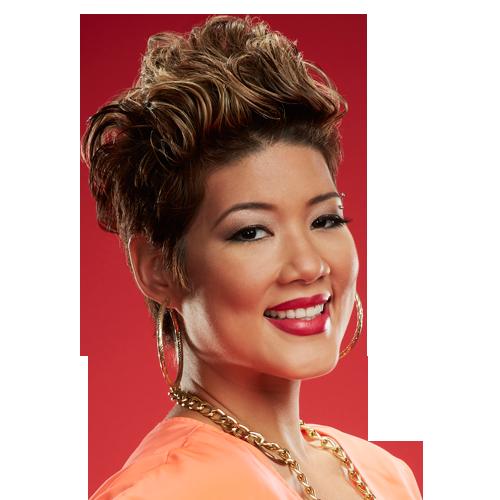 Tessanne Chin (Тессани Чин) - победитель 5-го сезона The Voice Usa