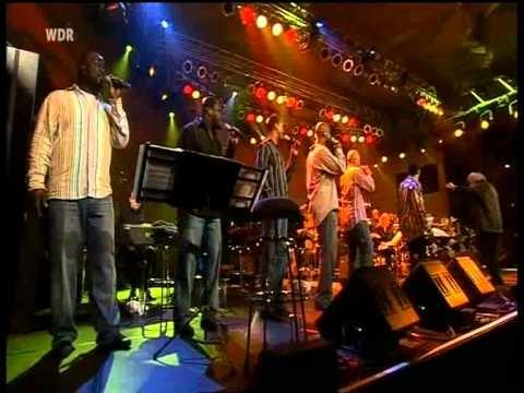 Take 6 в сопровождении оркестра WDR Big Band (2006 год, Leverkusener Jazztage)