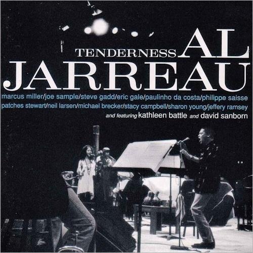 Al Jarreau и его концертный альбом Tenderness (1994)