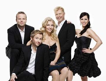 The Real Group и ее выступление в рамках Södermalm Sessions