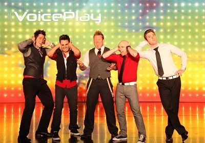 VoicePlay - еще одна акапелла-группа родом из The Sing-Off