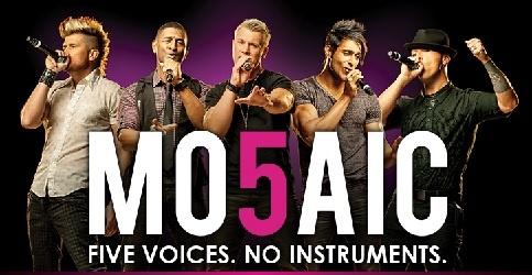 Группа MO5AIC - качественная акапелла из США