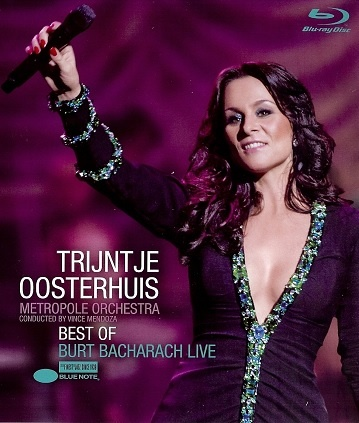 "Trijntje Oosterhuis с концертом ""Best Of Burt Bacharach Live"""