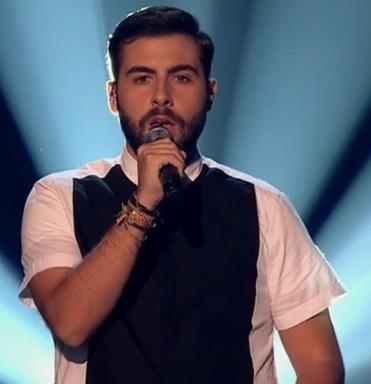 Andrea Faustini - финалист The X Factor UK 2014