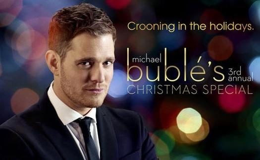 Michael Bublé и его традиционный, третий по счету концерт из серии Christmas Special (2013 год)