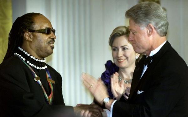 Стиви Уандер и награда центра имени Кеннеди (Kennedy Center Honors)