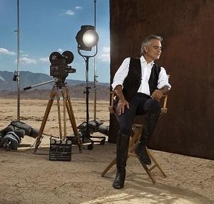 Андреа Бочелли и его альбом Cinema