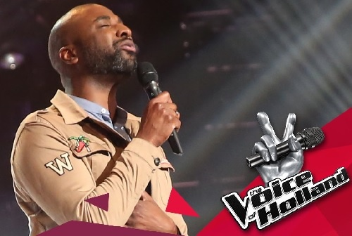 Dwight Dissels - участник конкурса The Voice of Holland