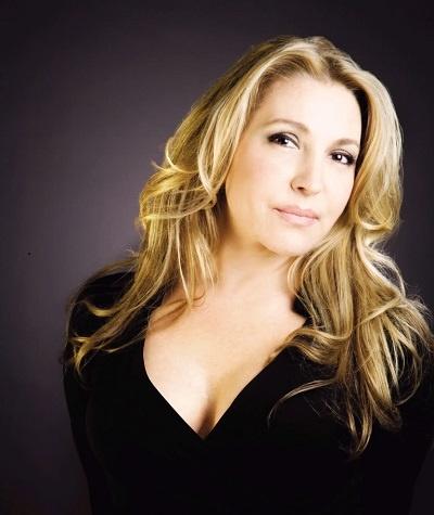 Элен Елиас (Eliane Elias) - бразильская пианистка и певица