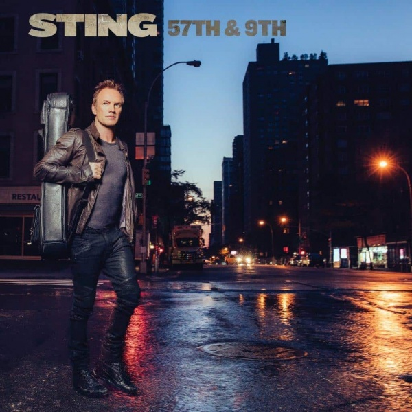57th & 9th - альбом Стинга