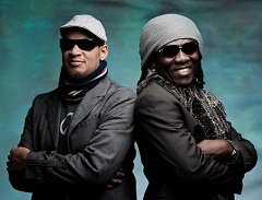Raul Midon, Richard Bona - Jazz in Marciac 2011