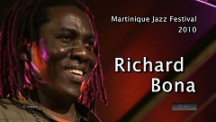 Richard Bona au Martinique Jazz Festival 2010