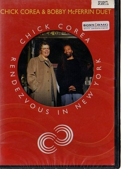 Chick Corea & Bob McFerrin - Rendezvous In New York
