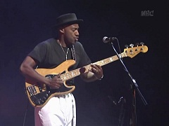 Marcus Miller Live at JVC Jazz Festival in Seoul