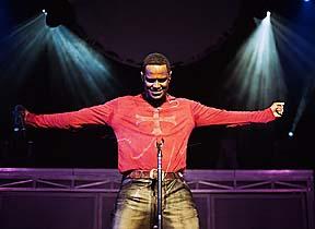 Концерт Брайана МакНайта в Сеуле, 2002 год