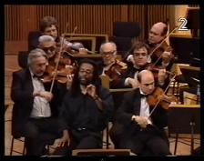 Концерт Бобби МакФеррина и Израильского филармонического оркестра
