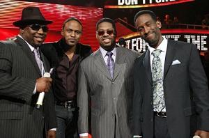 Boyz ii men отжигают в программе Don't Forget the Lyrics!