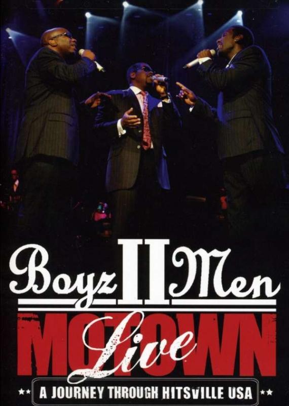 Boyz II Men - Motown: A Journey Through Hitsville USA Live