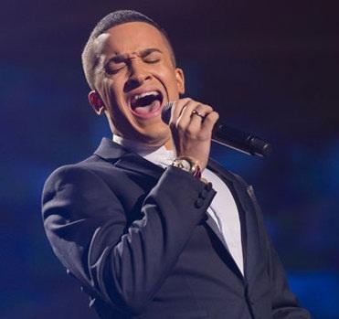 Jahmene Douglas в конкурсе The X Factor UK 2012