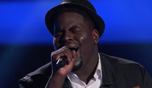 Trevin Hunte и его слепое прослушивание в конкурсе The Voice