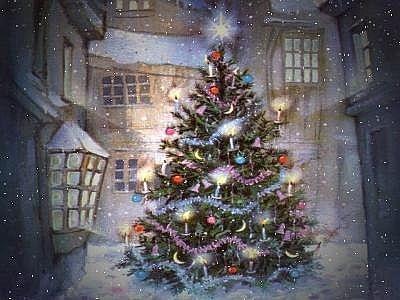 Рождественские песни в а-капелла исполнении