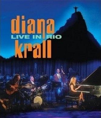 Концерт Дайаны Кролл в Рио-де-Жанейро под названием Live in Rio