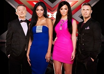Наиболее интересные прослушивания конкурса The X Factor UK 2012 года