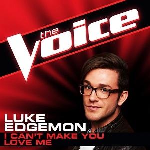 Luke Edgemon участвует в 4 сезоне проекта The Voice (USA)