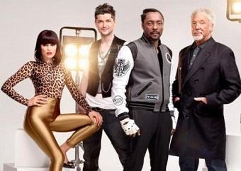 Интересные выступления второго сезона The Voice UK