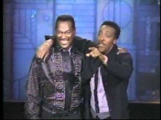 Luther Vandross & Arsenio Hall
