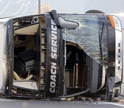 Маркус Миллер попал в аварию в Швейцарии