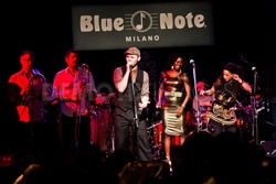Incognito - Blue Note Milan