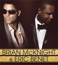 Brian McKnight и Eric Benet